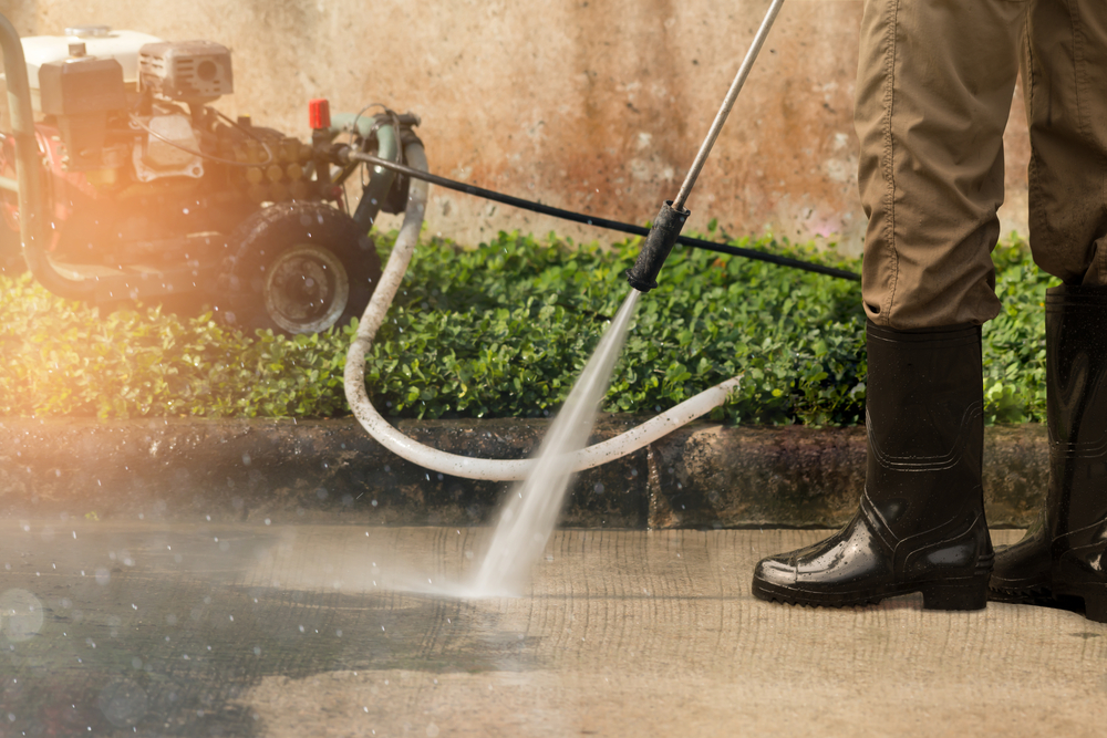 Wellington Driveway Pressure Cleaning Services