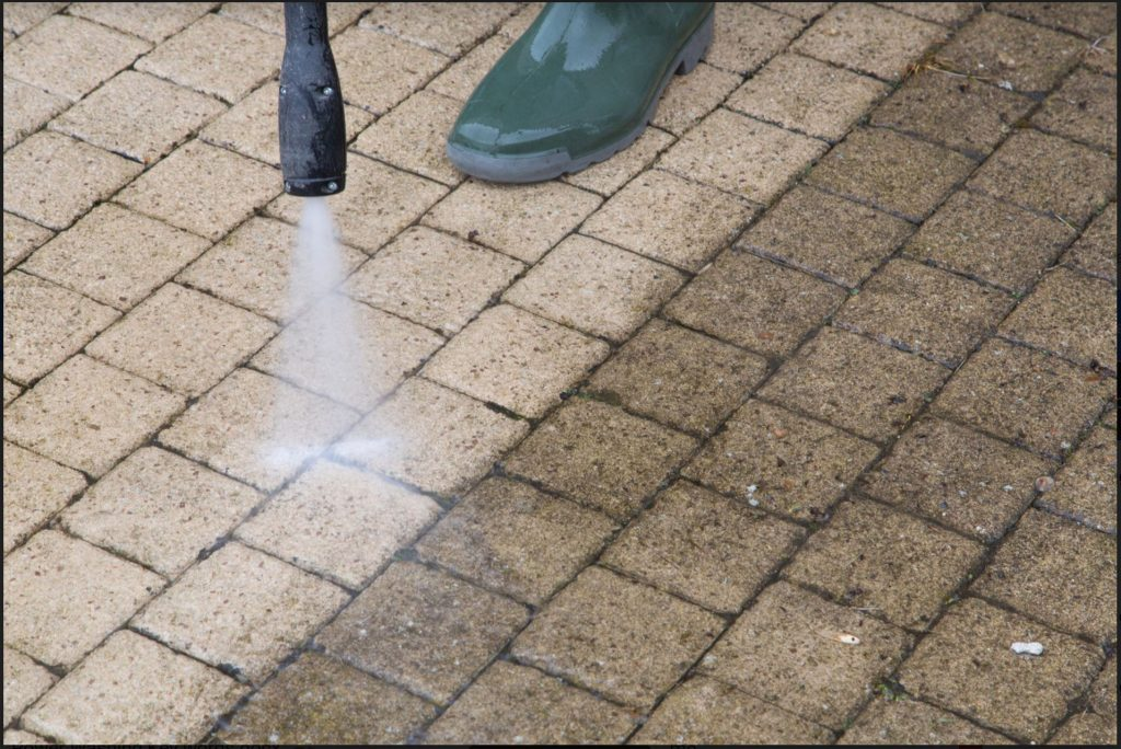 Pressure Cleaning in Wellington