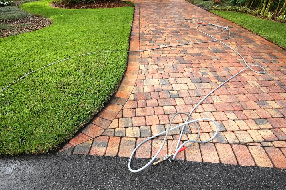wellington paver maintenance